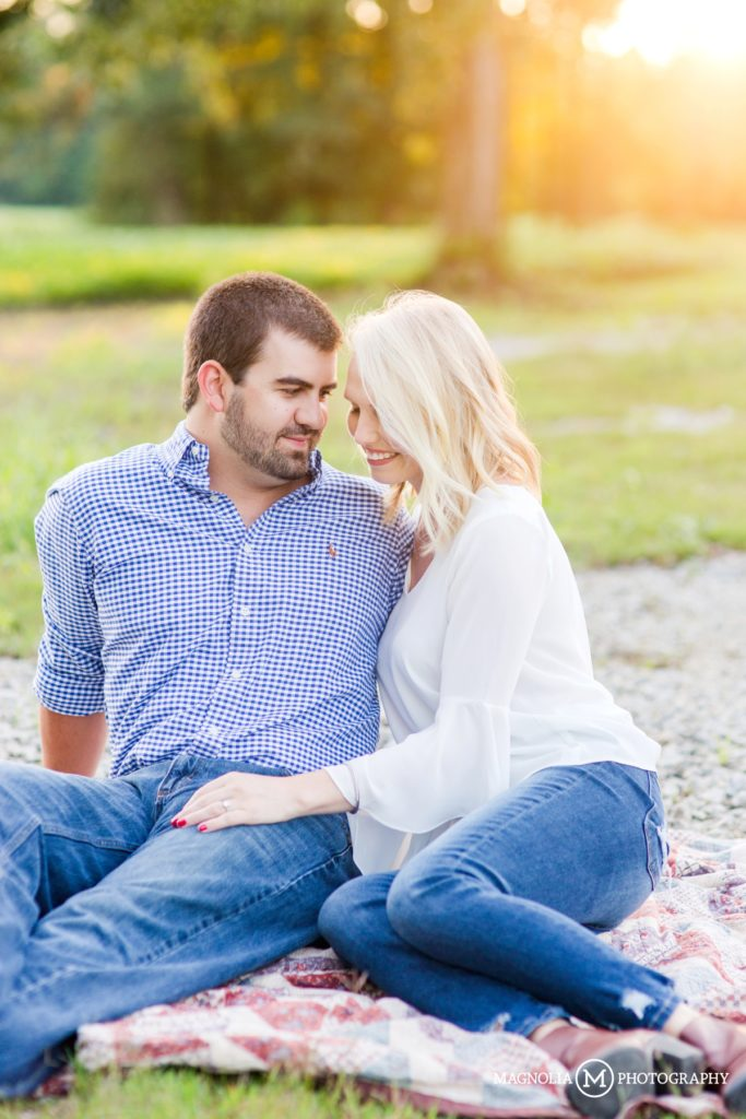 Washington, NC Wedding Photographer | Rachel + Bobby Engaged