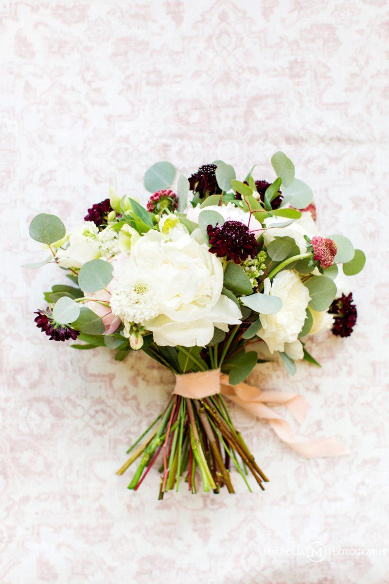 Winter Floral Bouquet