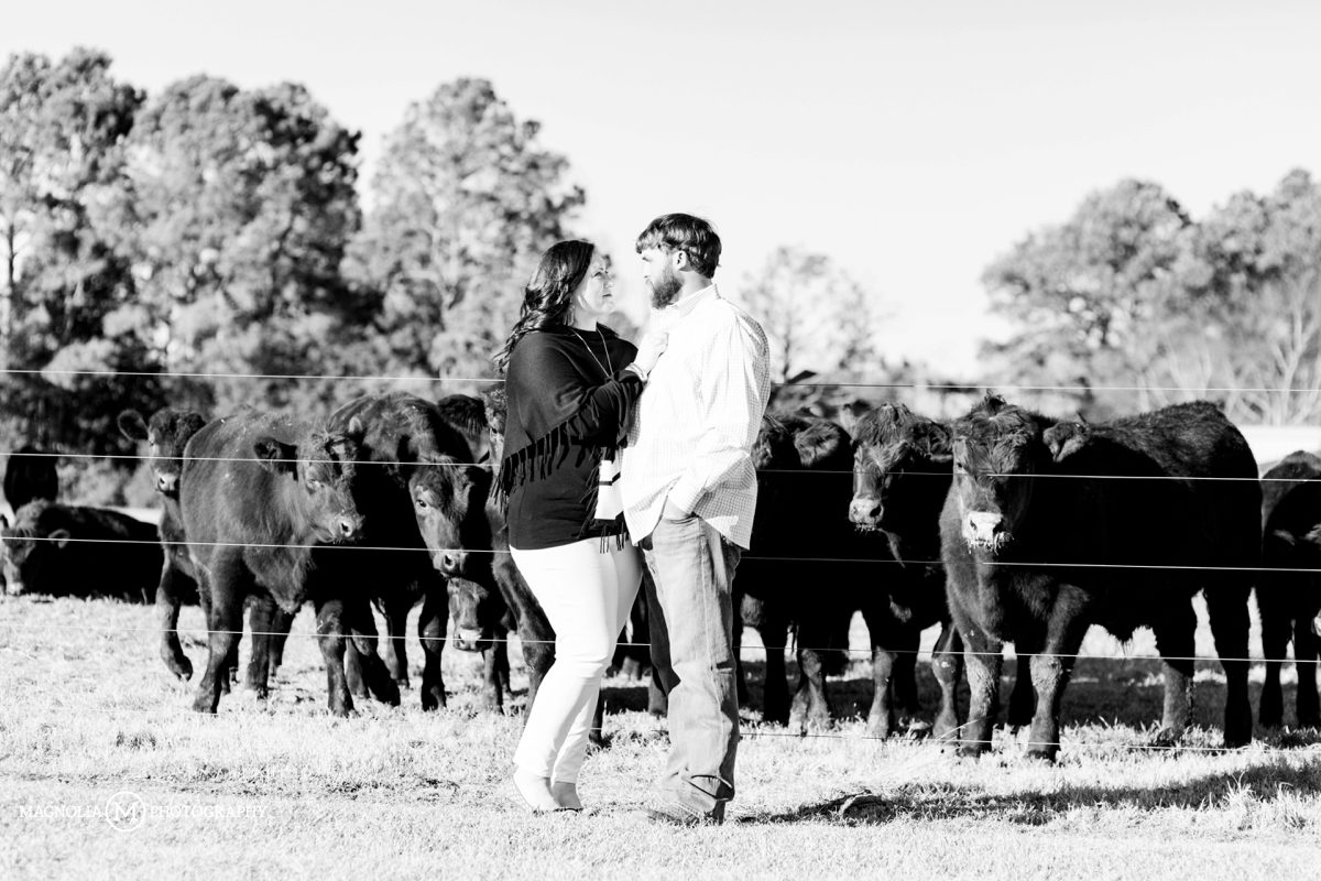 Farm Engagment PIctures
