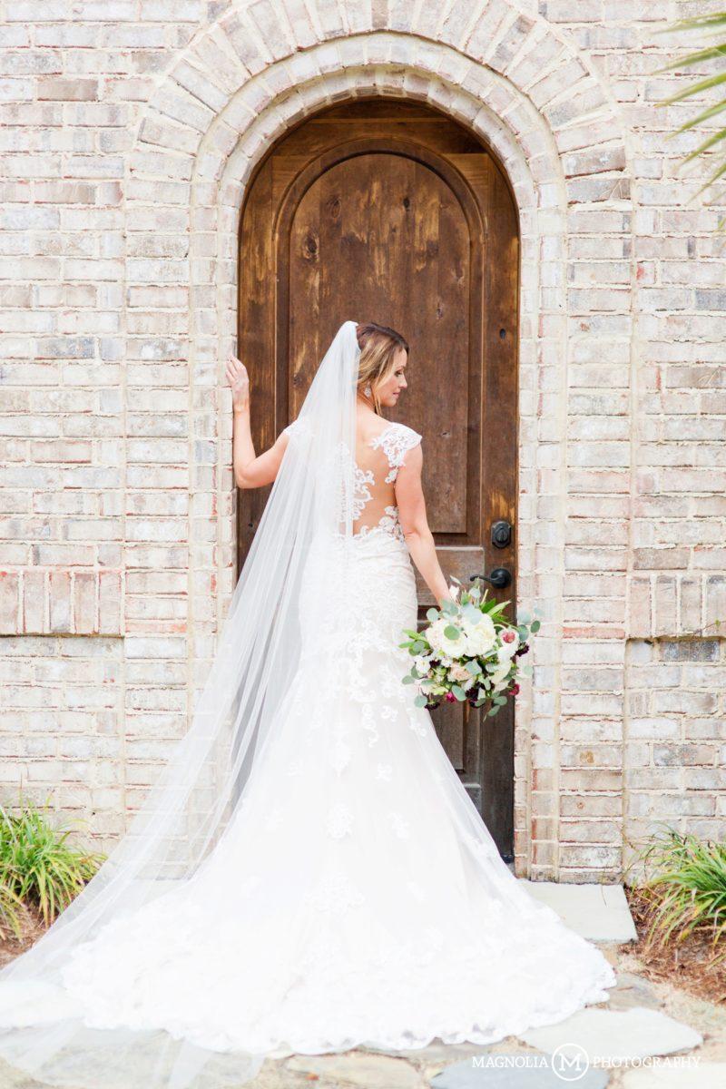 Wrightsville Manor Bridal Portraits