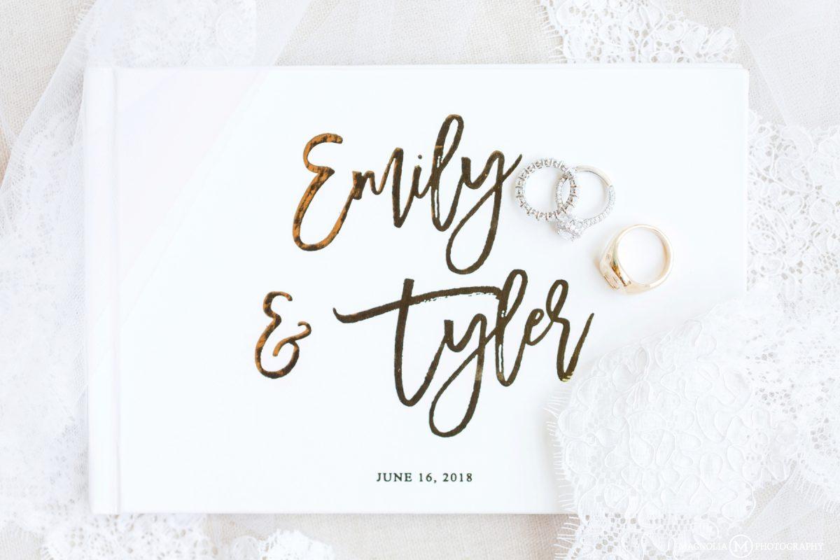 Wedding Guess Book
