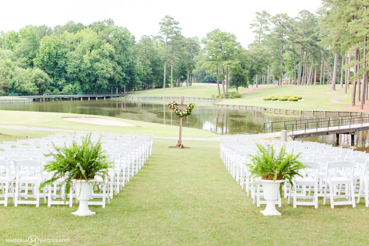 Lake Side Wedding Ceremony