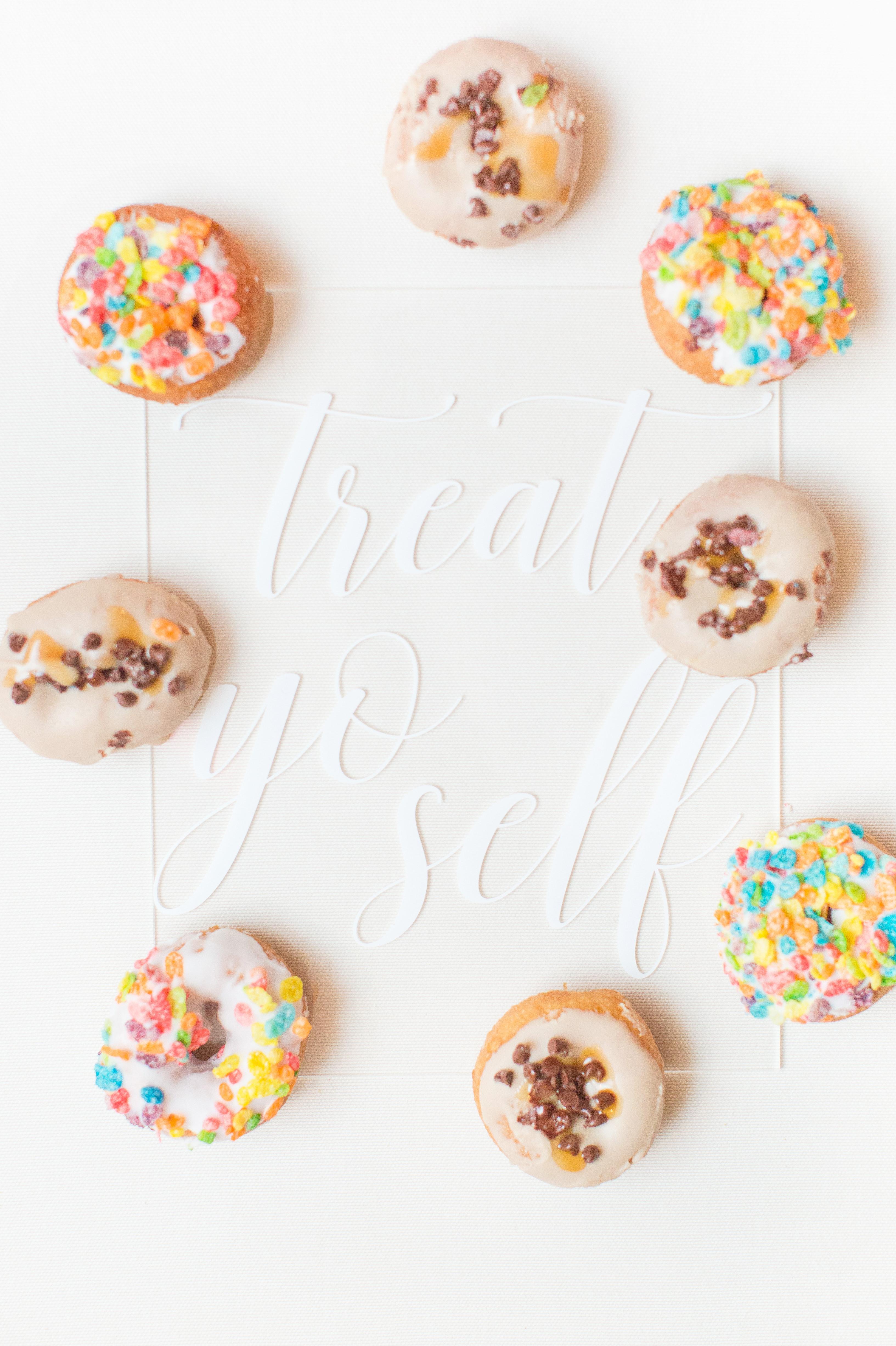 Donut Wedding Favors