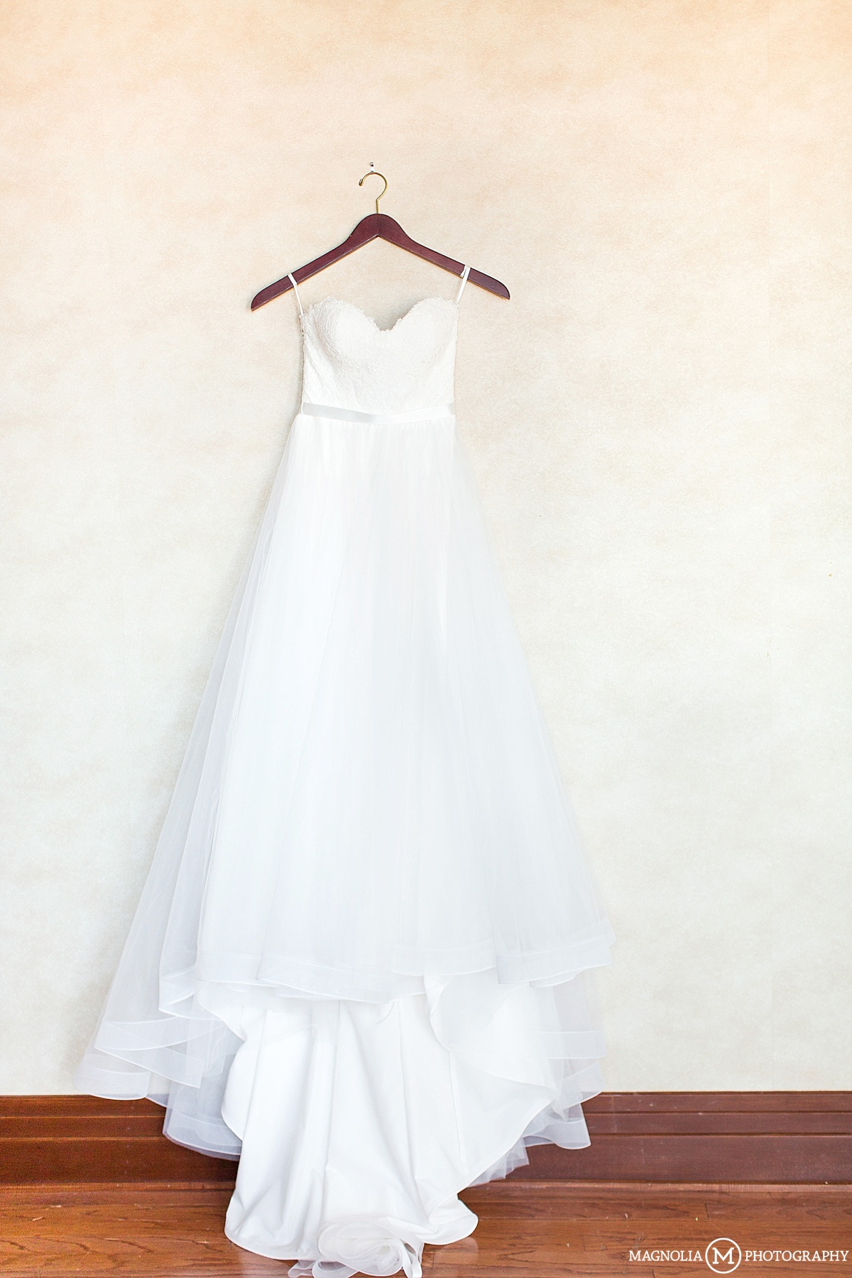 Paloma Blanca Bridal Gown