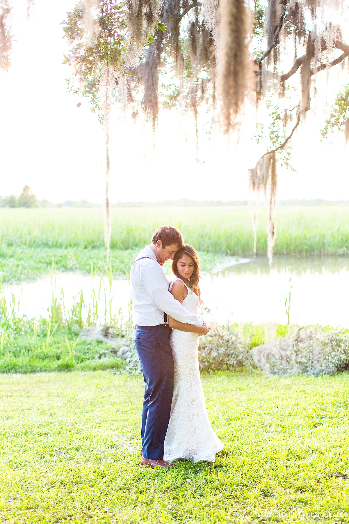 Wedding Portraits by River