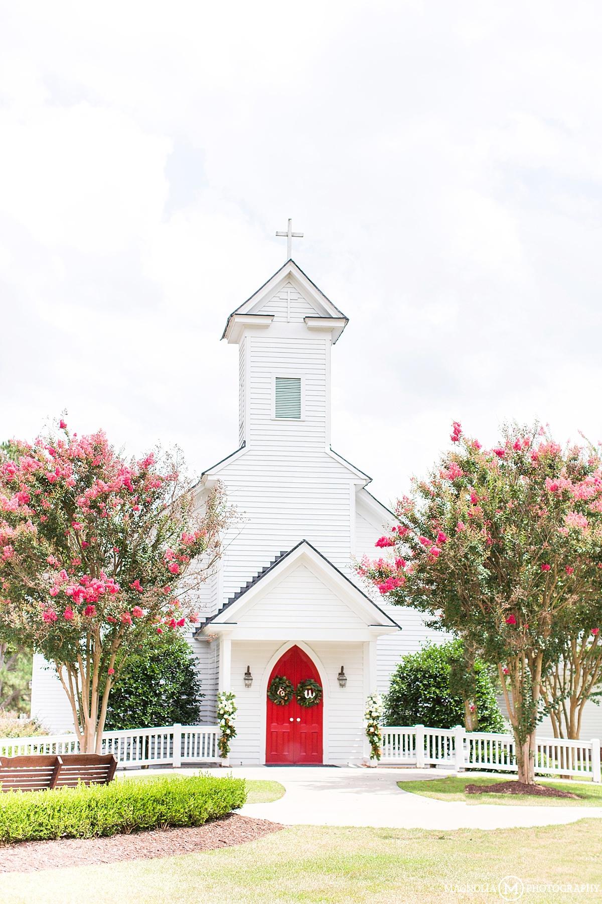 Red Door Chapel