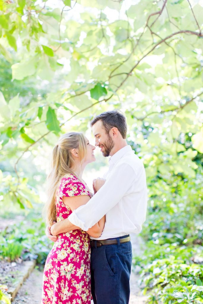 UNC Chapel Hill Wedding Photographer | Brittany + Seth Engaged