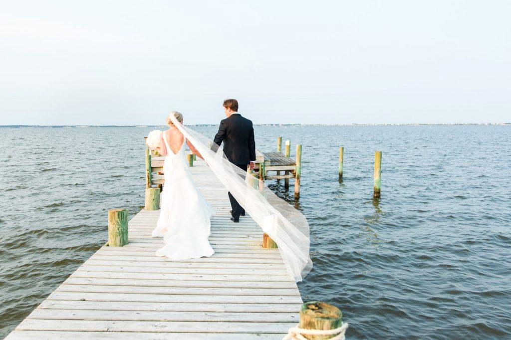 Manteo, NC Wedding Photographer   Avery + Paul Married