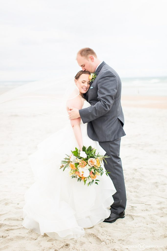Wrightsville Beach, NC WEDDING PHOTOGRAPHER |Ashley & EJ MARRIED