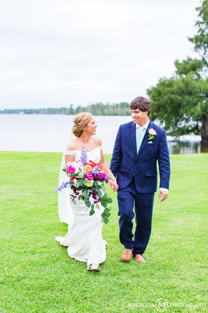 Elizabeth City, NC Wedding Photographer   Megan + Ben Married