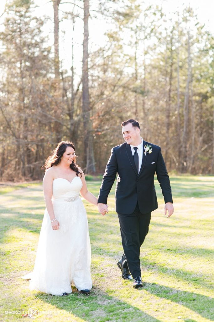 Sanford NC Wedding Photographer | Emily + Jeff Married