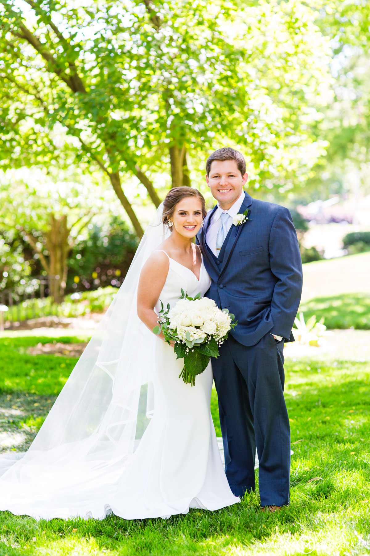 The Carolina Inn Wedding Photographer | Taylor + Corey Married