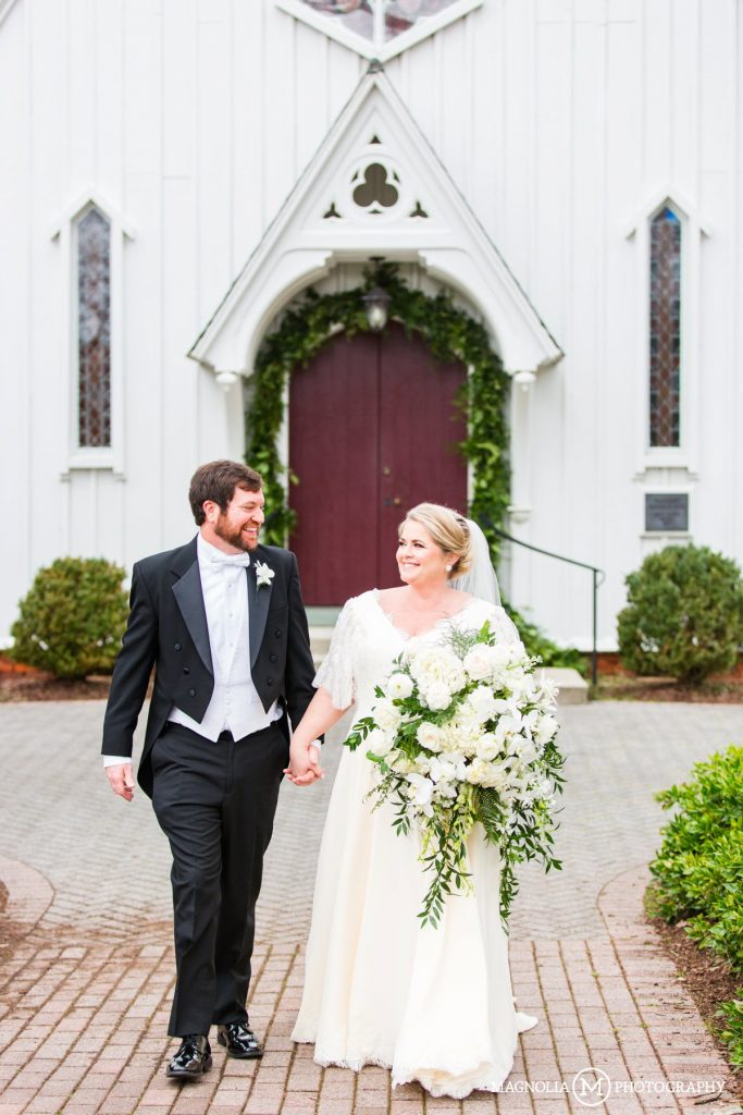 The Fairview - Raleigh, NC Wedding Photographer | Heather + Clay Married